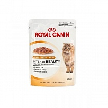 ROYAL CANIN д/к м/п Интенс Бьюти  85гр