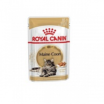 ROYAL CANIN д/к м/п Мэйнкун в соусе 85гр