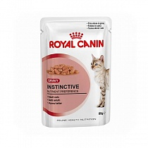 ROYAL CANIN д/к м/п Инстинктив в желе 85гр