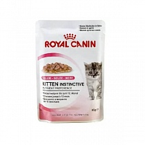 ROYAL CANIN д/к м/п Киттен в соусе 85гр