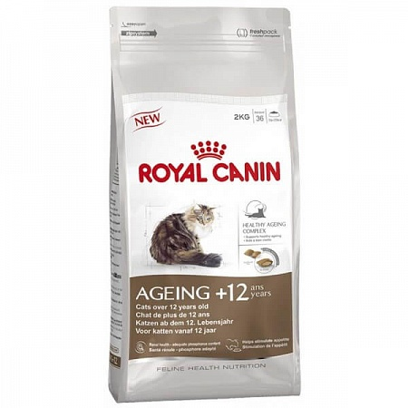 ROYAL CANIN д/к Эйджинг+12 0,4кг